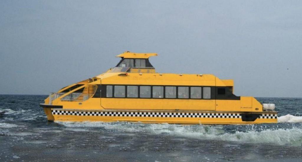 В мэрии обсудили проект запуска на курорте морского такси