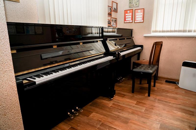 В Сочи запланирован капитальный ремонт здания детской музыкальной школы № 2