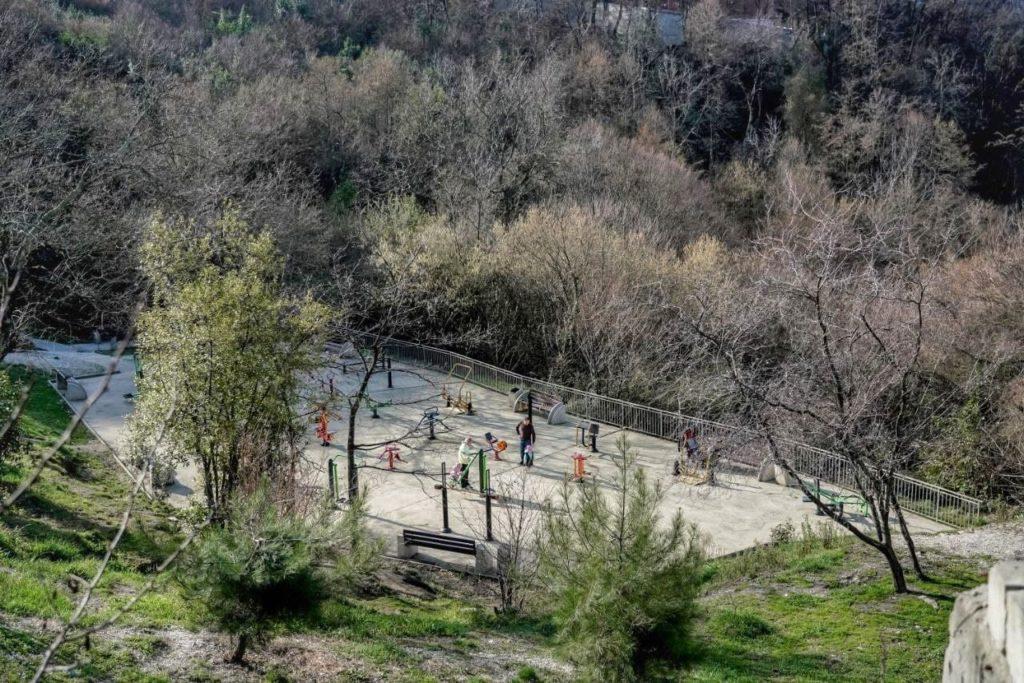 Парку в микрорайоне Макаренко присвоят новый статус