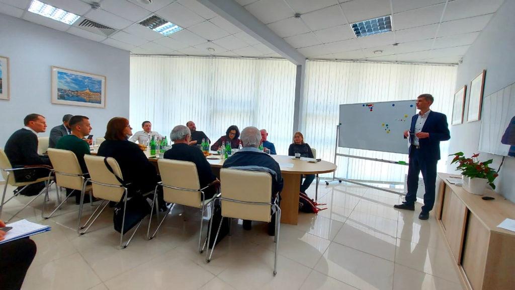 На заседании Градостроительного совета Сочи обсудили вопросы проектирования ТРЦ «Мармелад»