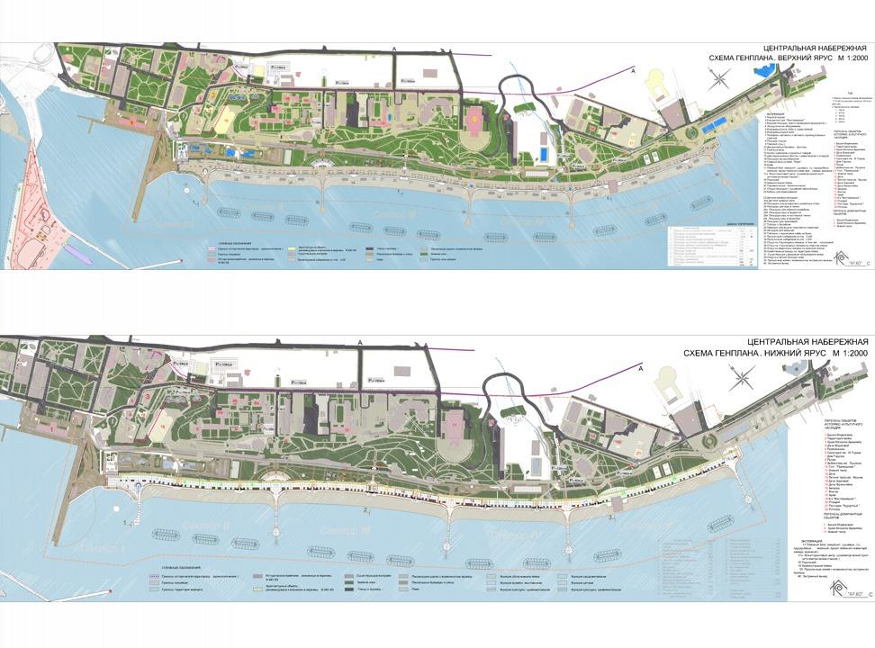 На Градостроительном совете обсудили вопросы подготовки к конкурсу на разработку концепции Центральной набережной города Сочи