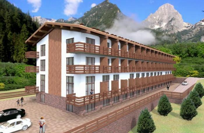 Проекты гостиниц рассмотрели члены Градсовета Сочи