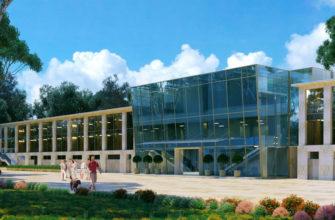 Градостроительный совет Сочи поддержал проект восстановления санатория