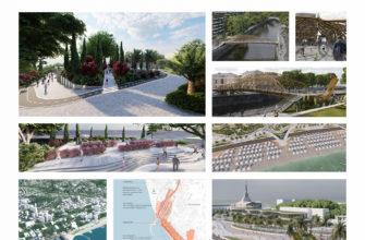 Центральная набережная в Сочи должна соответствовать мировым стандартам проектирования