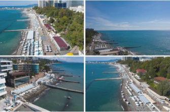 Рассмотрение техзадания конкурса на благоустройство центральной набережной Сочи