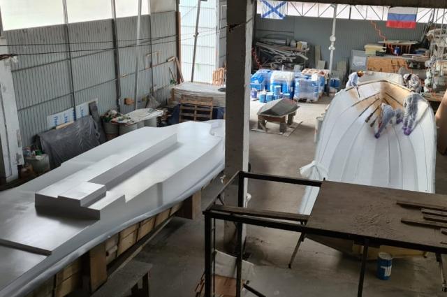 Технология изготовления судов для нового морского такси в Сочи