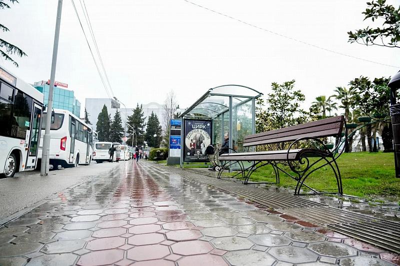 «Гостевой маршрут» в центре Сочи благоустроят