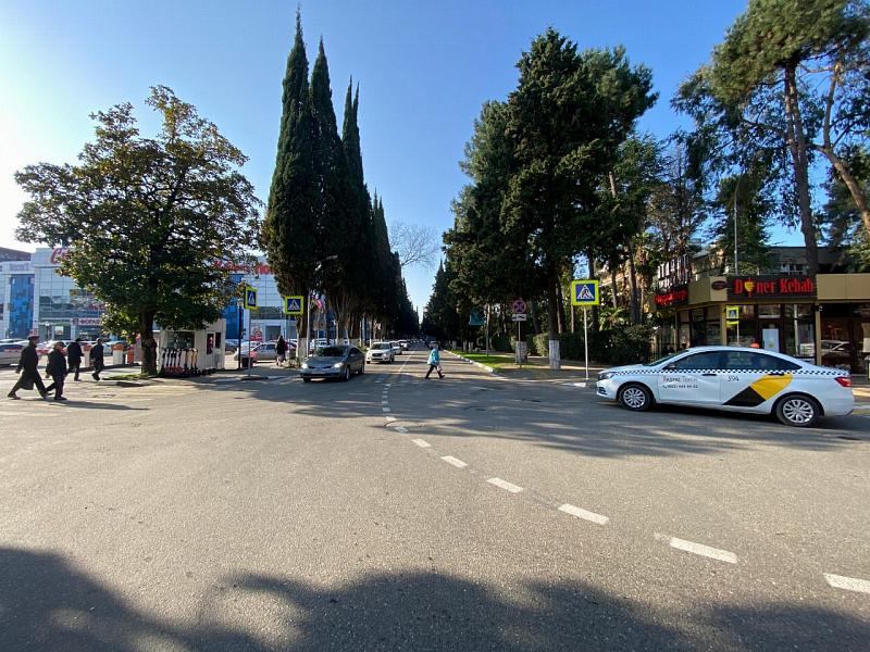 В Адлерском районе отремонтируют улицу Кирова