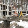 Школу в Красной Поляне сдадут в ноябре