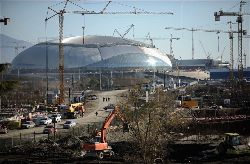 Временный запрет на строительство многоквартирных домов введут в Сочи