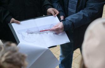 Подготовка к конкурсу на благоустройство центральной набережной
