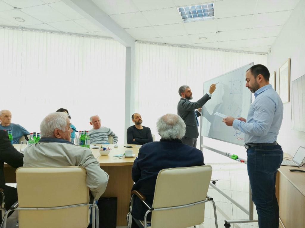 Проект внесения изменений в Правила землепользования и застройки города Сочи обсудили на Градостроительном совете