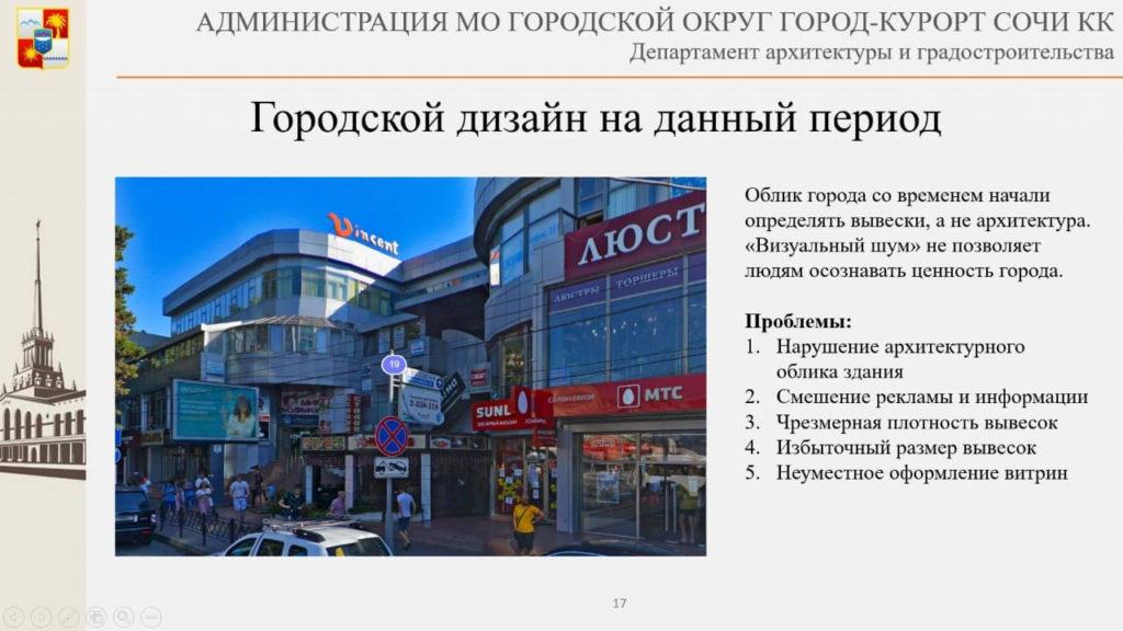 На Градостроительном совете обсудили требования к уличной рекламе
