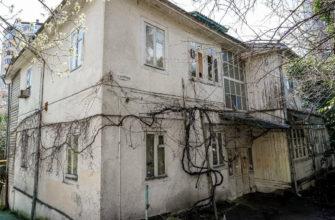 В Сочи на улице Виноградной построят детский сад