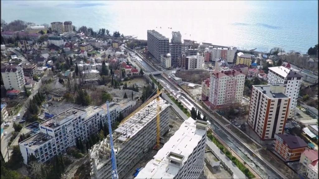 На Градостроительном совете обсудили комплексное развитие города Сочи