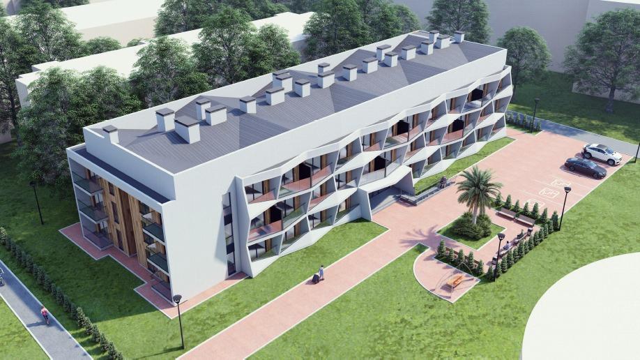 Проекты трех гостиниц в Адлерском районе