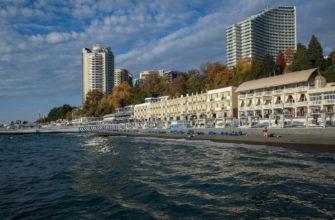 Заключительный этап конкурса на разработку концепции Приморской набережной