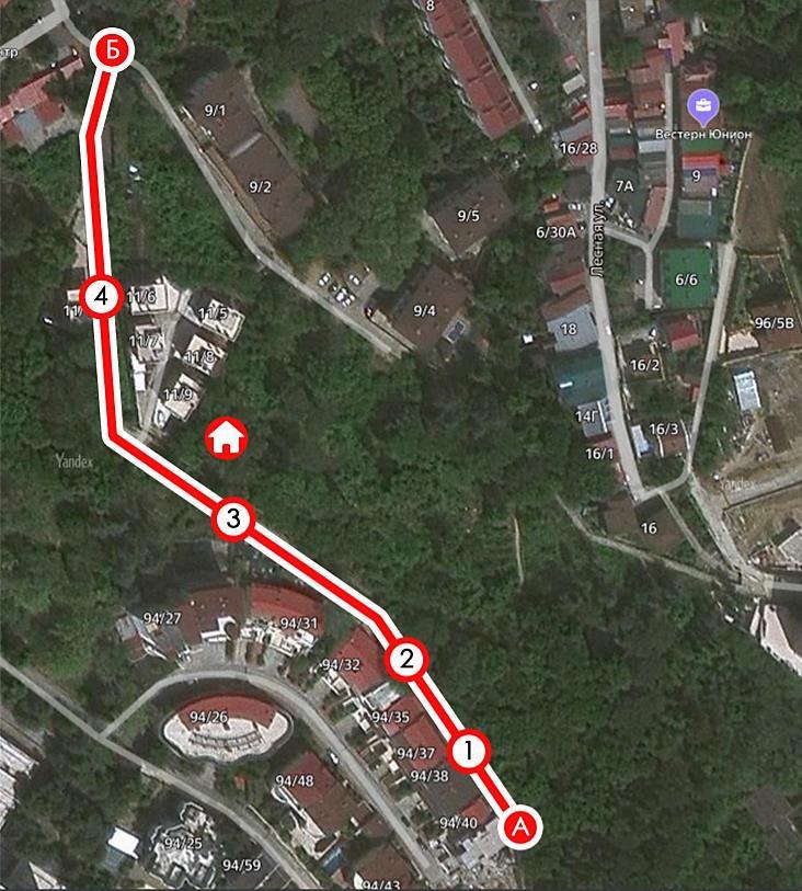 Проект гостиниц по ул. Лесная и ул. Шоссейной