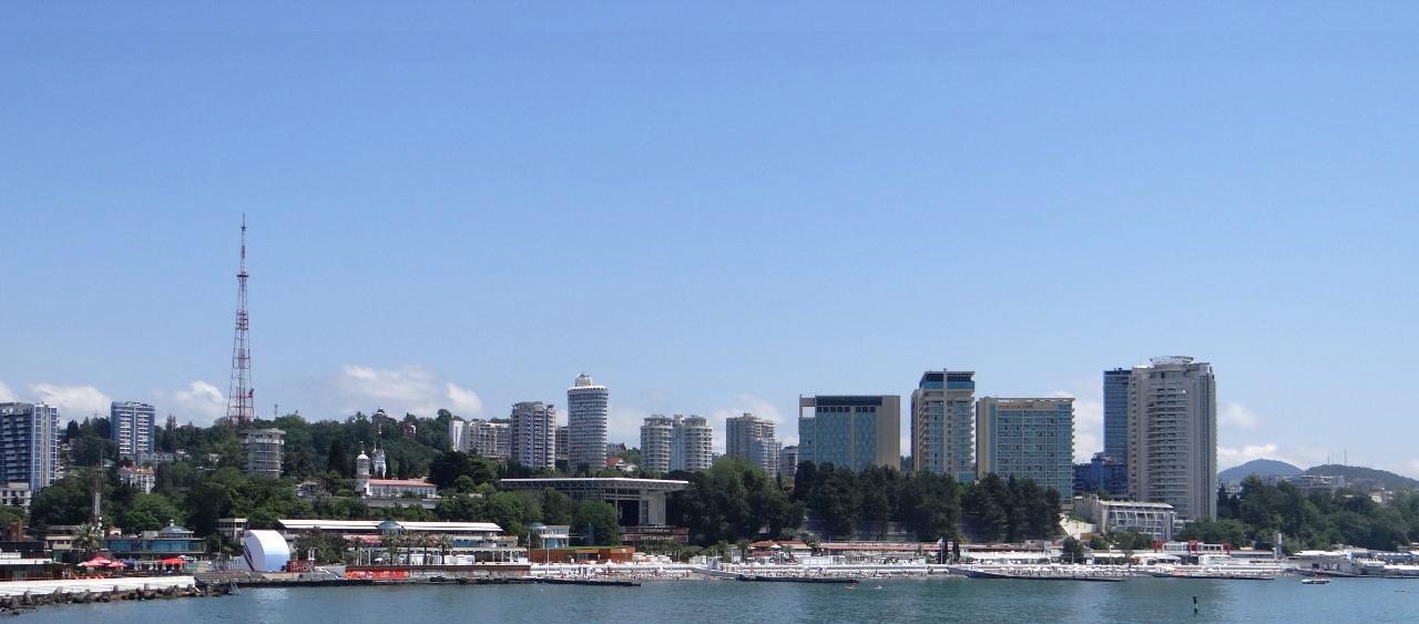 Cостояние приморских набережных в Сочи и необходимые инженерные решения