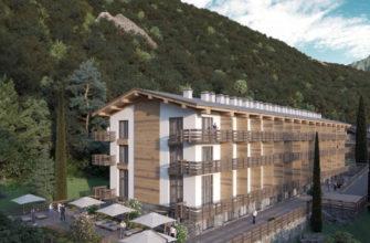 Проекты четырех гостиниц рассмотрели на Градсовете