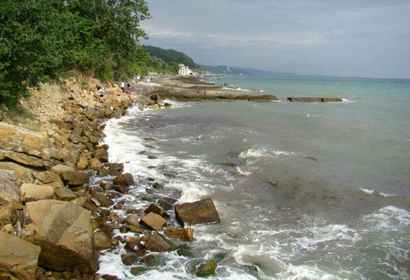 Вопросы инженерной защиты береговой зоны
