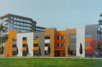 Проект физкультурно оздоровительного комплекса и гостиниц