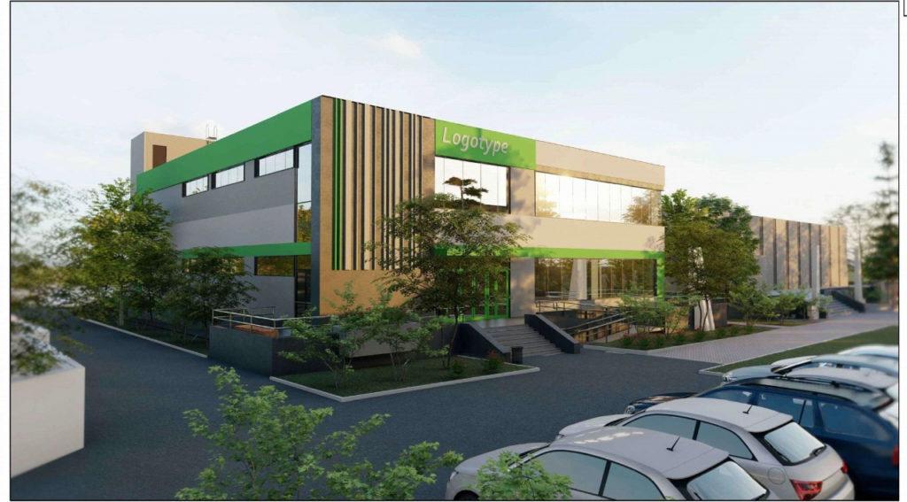 Предпроекты офисного здания, магазина и тематического парка