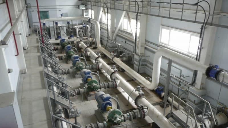 В Адлерском районе модернизируют водозаборный комплекс