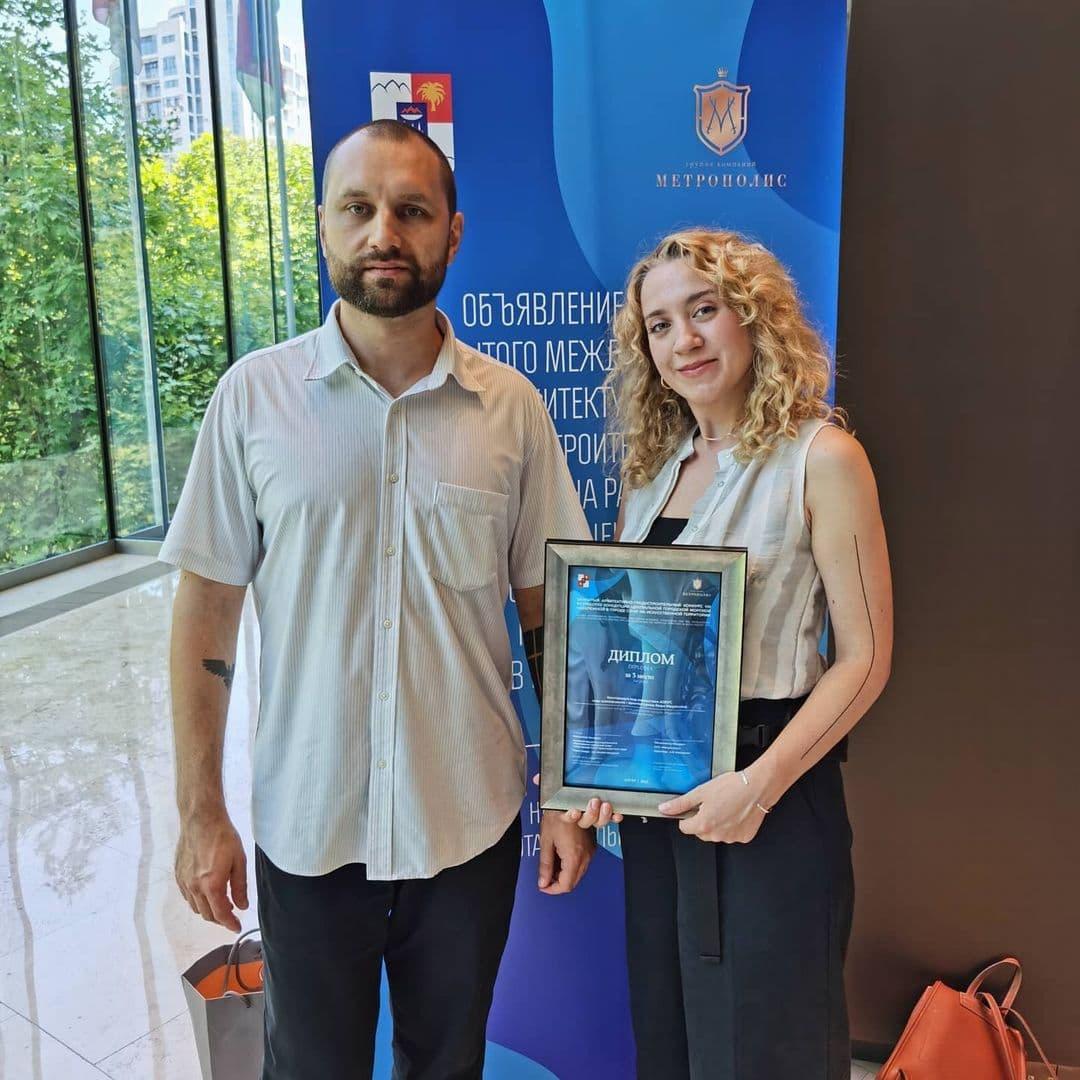 Объявлен победитель международного конкурса на разработку концепции Приморской набережной