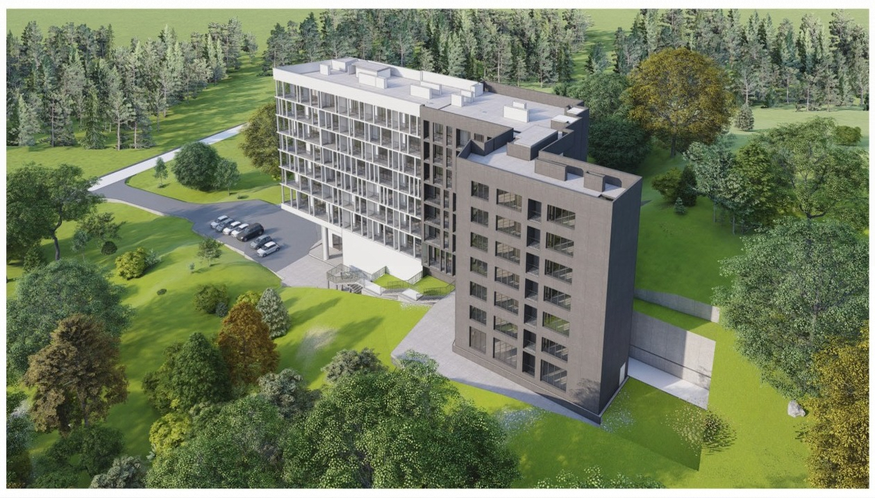 На Градсовете рассмотрены проекты 2 х гостиниц и магазина