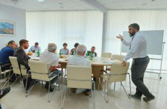 О создании рабочей группы для рассмотрения предконцепций планировки территорий