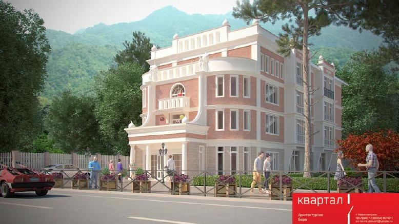 На Градостроительном совете рассмотрели проекты гостиницы в Лазаревском районе, базы отдыха и магазина в Адлерском районе
