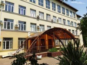В Сочи завершилось строительство дополнительного корпуса лицея № 23