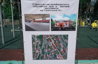 В Центральном районе Сочи построят современный спорткомплекс