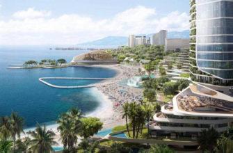 Работы конкурса на «Лучшую концепцию общественного пространства между Ривьерским мостом и новым пешеходным мостом»