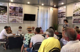 Итоги конкурса на лучший проект набережной Ривьера — территории между Ривьерским и новым пешеходным мостом
