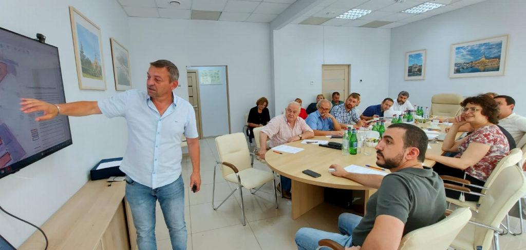 Проекты сблокированного жилого дома в Центральном районе и реконструкции базы отдыха в Лазаревском районе