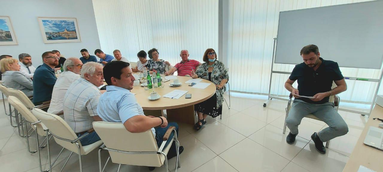 Проекты двух гостиниц в Адлерском и Центральном районах