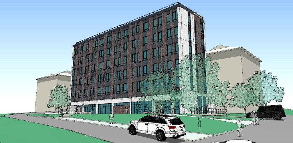 На Градостроительном совете рассмотрены проекты сблокированного жилого дома и трех гостиниц