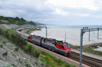 Совместный выезд членов Градостроительного совета и руководителей Северо Кавказской железной дороги по проблемам береговой зоны побережья Сочи