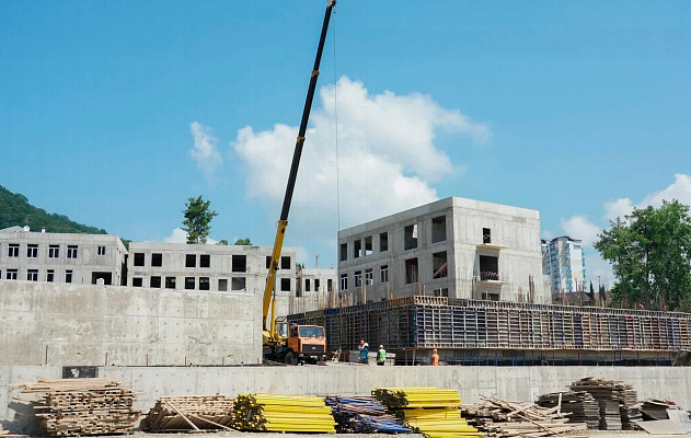 В Сочи в 2022 году начнется строительство трех школ