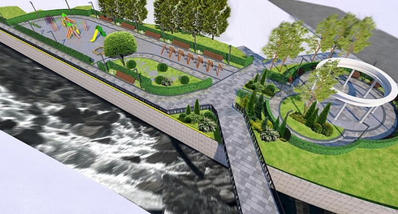 В Сочи в 2022 году благоустроят восемь общественных территорий