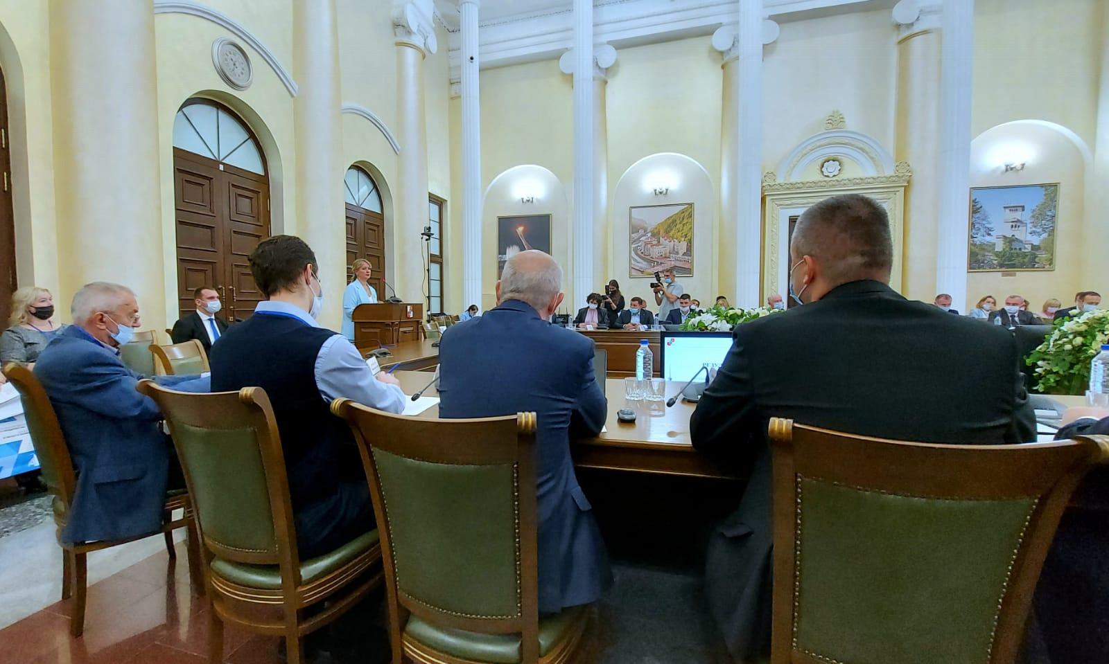 Фундаментальные принципы развития Сочи в предложениях членов Градостроительного совета