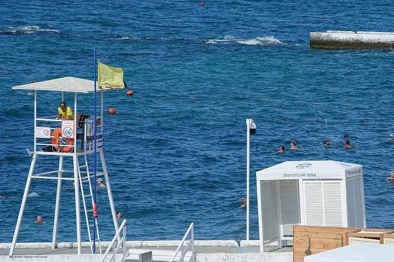 На пляжах Сочи будут работать веб камеры в режиме реального времени