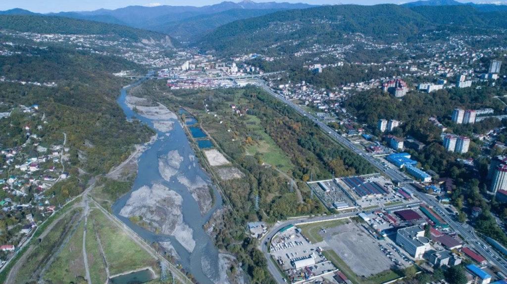 В Сочи увеличат проектную мощность объектов очистки сточных вод