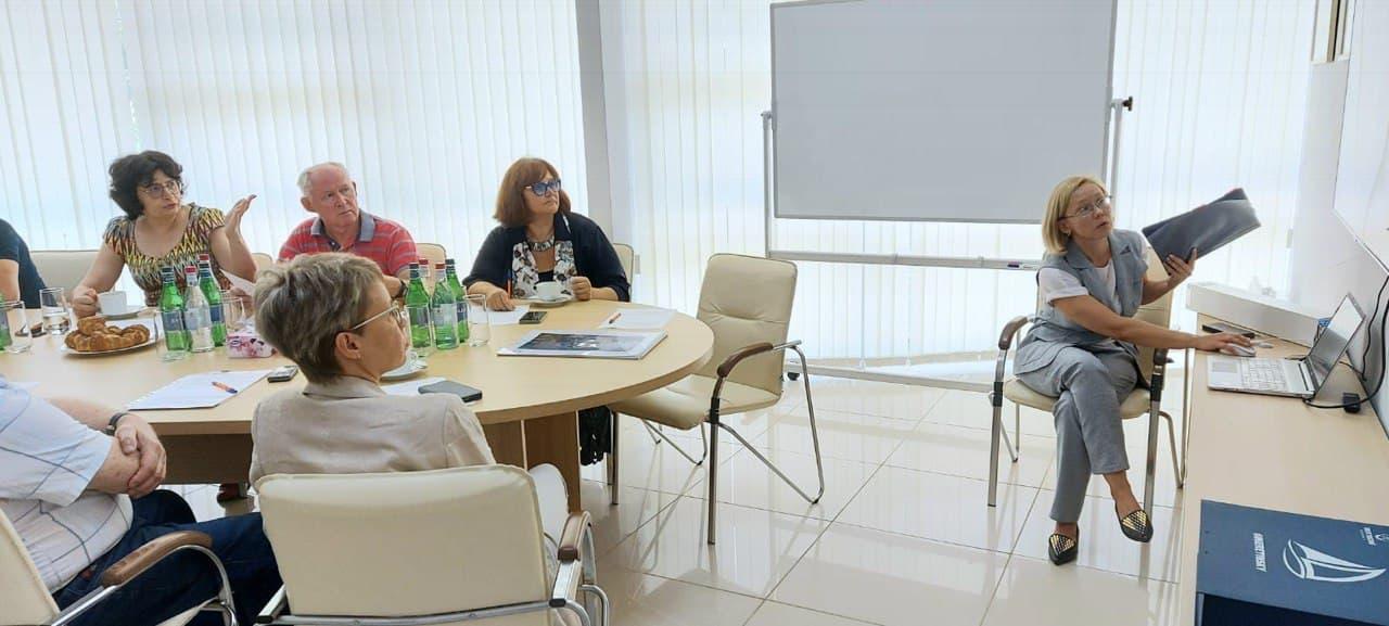 Проект гостиницы в Центральном районе Сочи