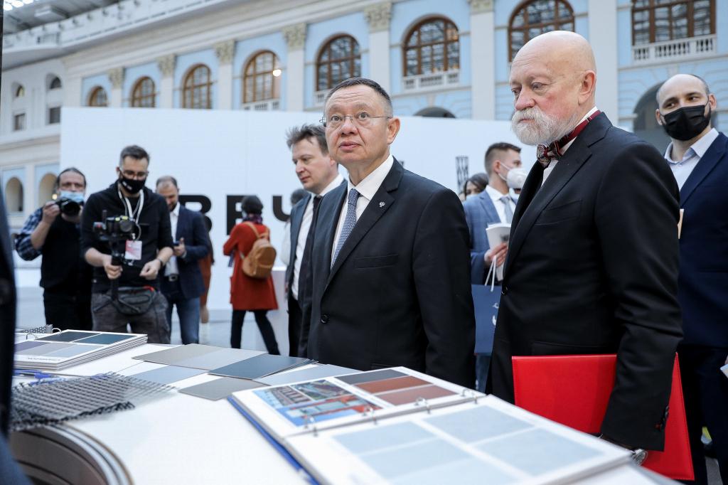 Члены Градостроительного совета при Главе города Сочи принимают участие в Xxix Международном архитектурном фестивале «Зодчество»