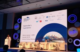 Погружение в будущее на Всемирной морской конференции Icomia 2021 в Дубае