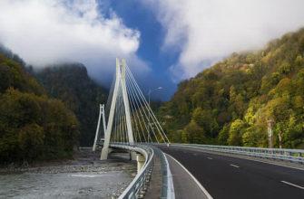 В Сочи на трассах Адлер Красная Поляна и Адлер – ГЛК «Альпика Сервис» вводится одностороннее движение
