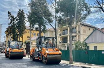В Сочи в 2022 году отремонтируют 55 участков дорог